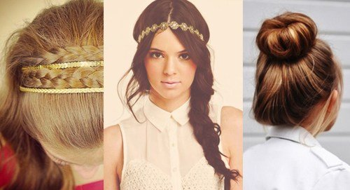 The Best Hairstyles For The First Day Of School Pictures