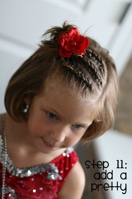 The Best 25 Cute Hairstyle Ideas For Little Girls Pictures
