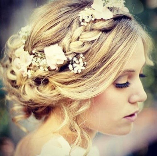 The Best Outdoor Spring Wedding Inspiration « Bridal Hair Stylist Pictures