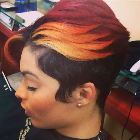 The Best Short Hairstyles For Black Women In Atlanta Hollywood Pictures