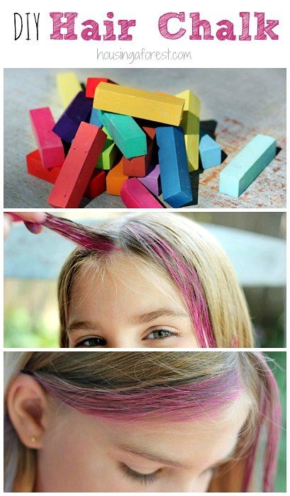 The Best How To Chalk Hair Housing A Forest Pictures