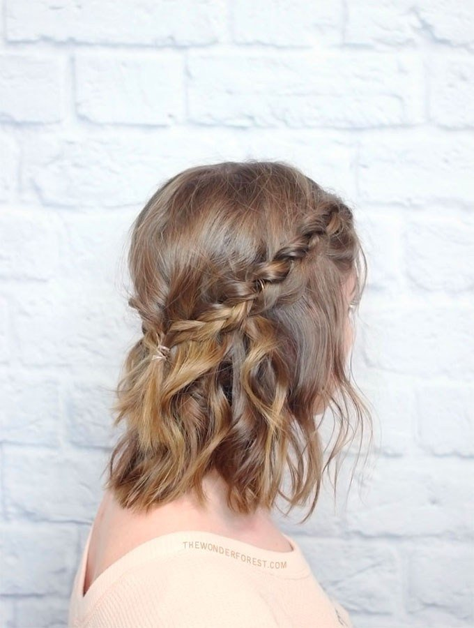 The Best Short Hair Hairstyles – More Braids To Try Hair Romance Pictures