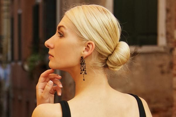 The Best Cocktail Party Hairstyles Pictures