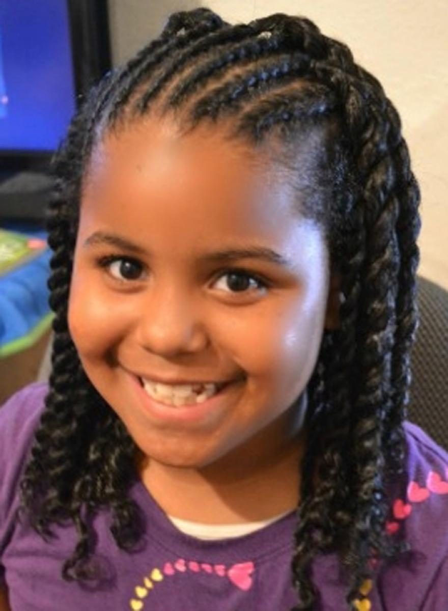 The Best 64 Cool Braided Hairstyles For Little Black Girls – Hairstyles Pictures