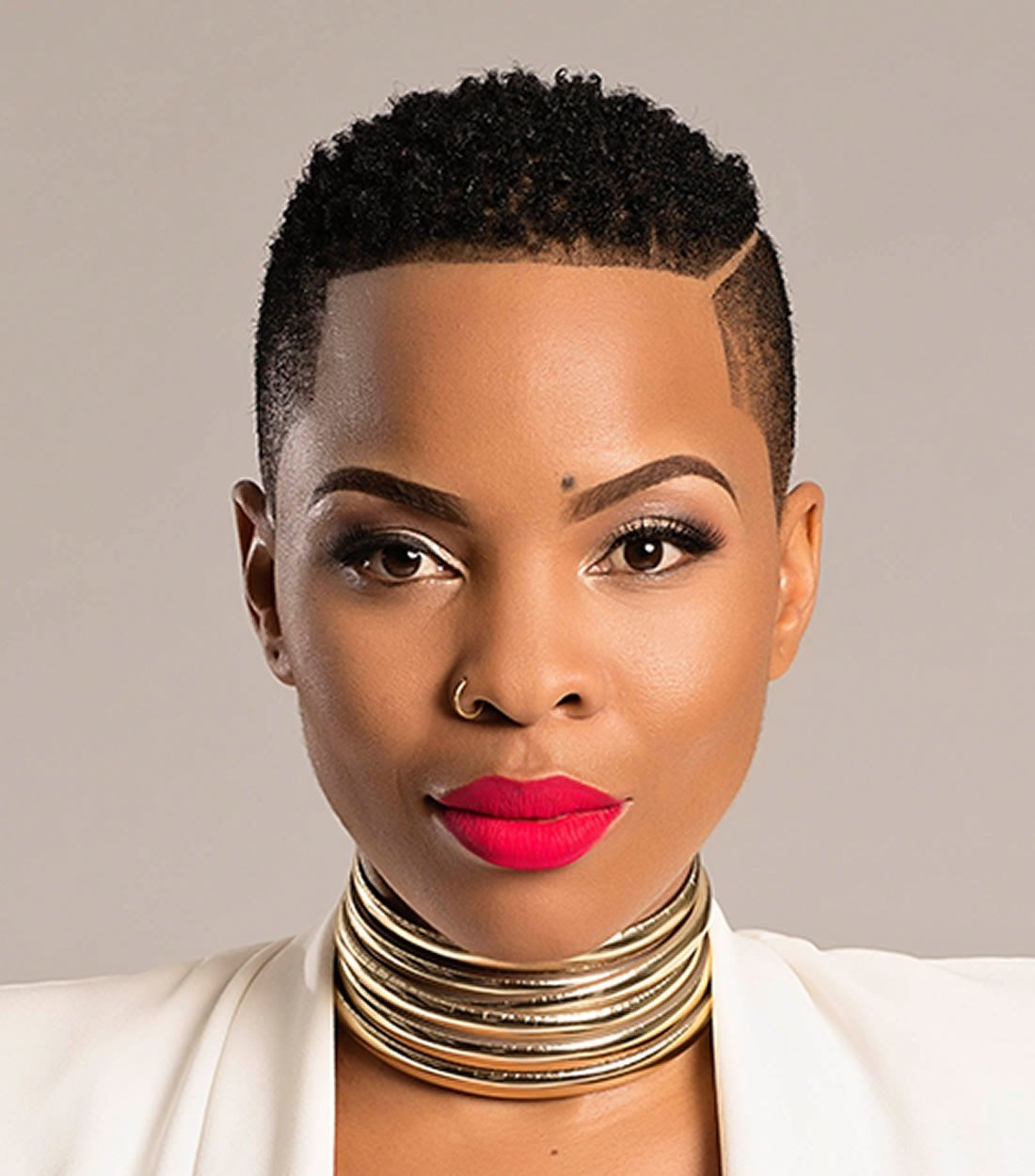 The Best 32 Exquisite African American Short Haircuts And Pictures