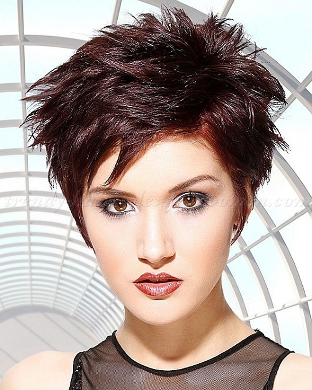 The Best Short Spiky Haircuts Hairstyles For Women 2018 – Page 3 Pictures