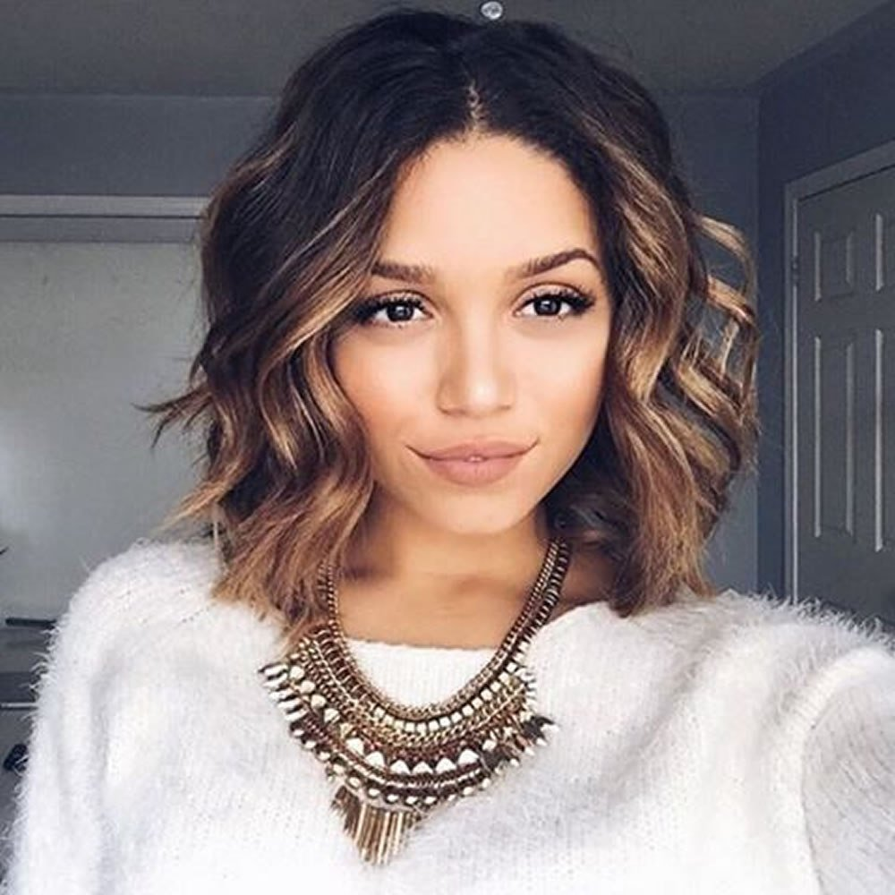 The Best Curly Wavy Short Hairstyles And Haircuts For Ladies 2018 Pictures
