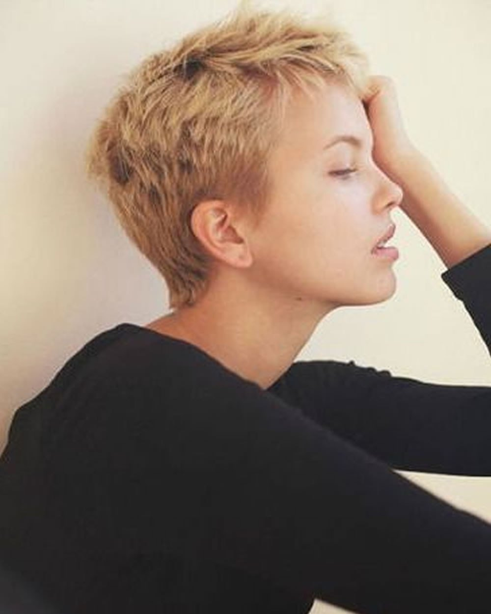 The Best Super Very Short Pixie Haircuts Hair Colors For 2018 2019 – Page 3 – Hairstyles Pictures