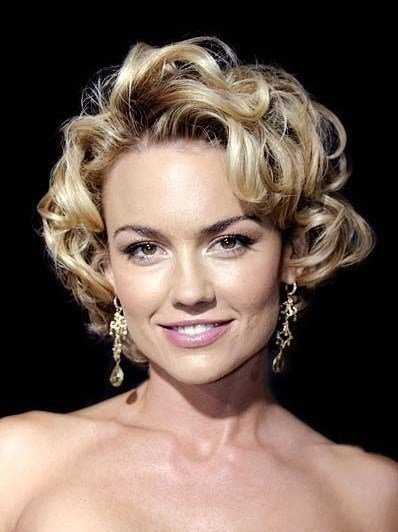 The Best 6 Types Of Perm Hairstyles Herinterest Com Pictures