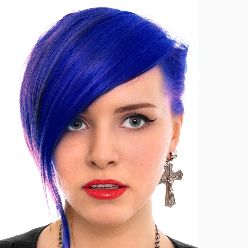 The Best Manic Panic Semi Permanent Hair Dye Blue Moon Pictures