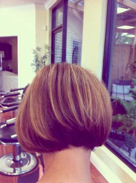 The Best Short Hairstyles For Women Back View Pictures
