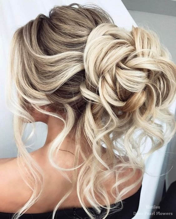 The Best Wedding Hairstyles For Long Hair Pictures Photos And Images For Facebook Tumblr Pinterest Pictures