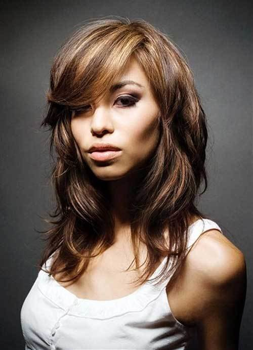 The Best 25 Popular Layered Medium Haircuts Hairstyles Haircuts Pictures