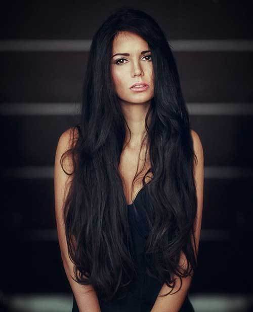 The Best Very Pretty Long Hairstyles Every Lady Should See Pictures