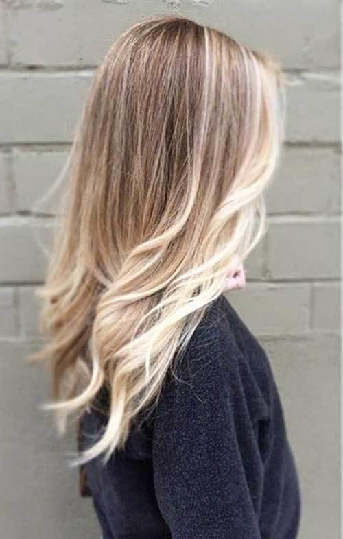 The Best 25 Brown And Blonde Hair Ideas Hairstyles Haircuts Pictures