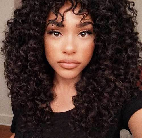 The Best 30 Black Women Curly Hairstyles Hairstyles Haircuts Pictures