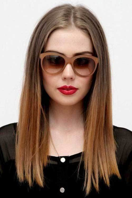 The Best 20 Medium Long Length Hairstyles Hairstyles Haircuts 2016 2017 Pictures