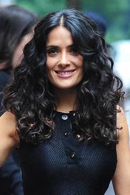 The Best 40 Best Long Curly Haircuts Hairstyles Haircuts 2016 Pictures