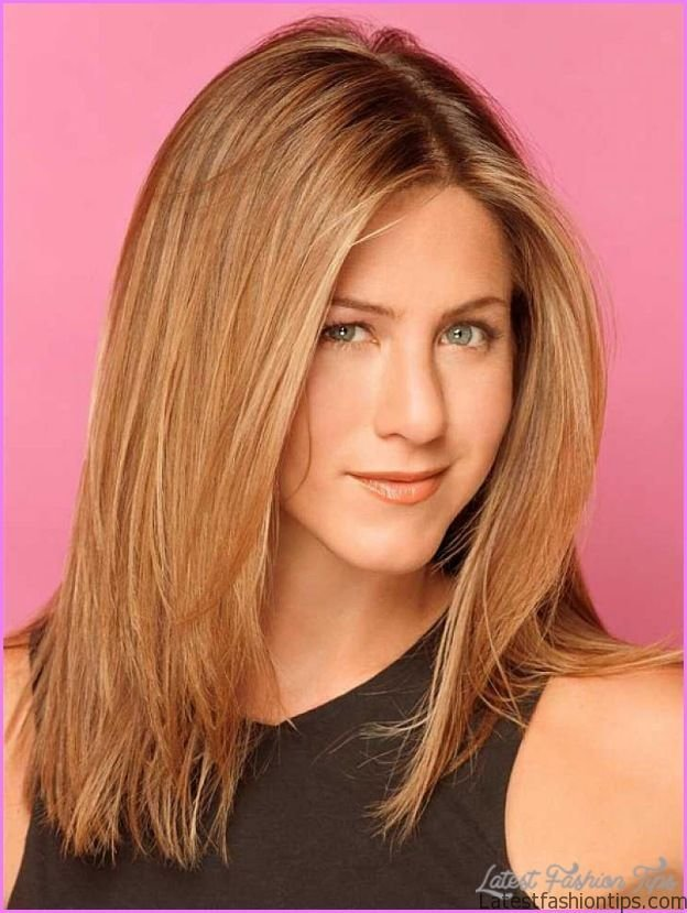 The Best Straight Medium Length Haircuts With Layers Pictures