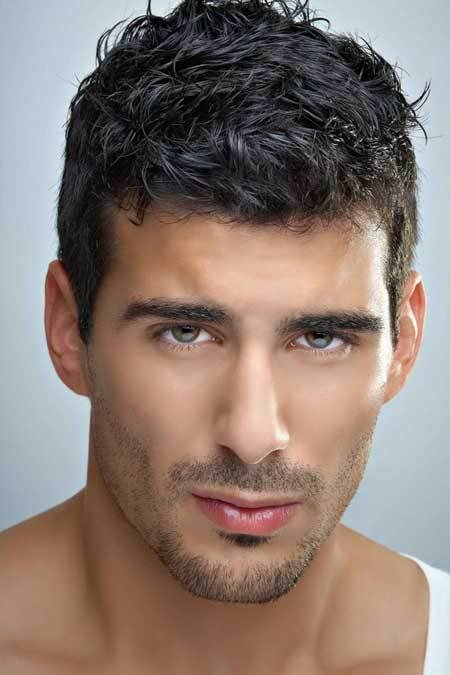 The Best Men Hairstyles Photos New Collections 2013 Mens Short Pictures