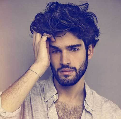 The Best 15 Hairstyles For Men With Long Faces Mens Hairstyles 2018 Pictures