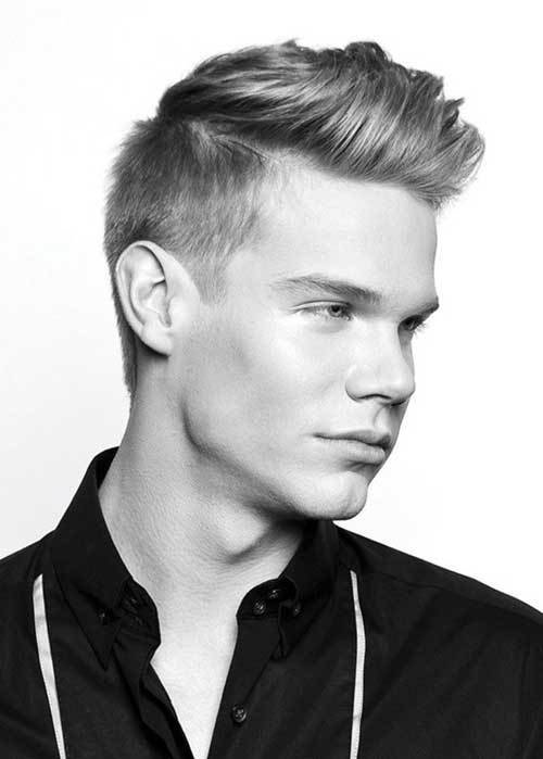 The Best 10 New Easy Hairstyles For Men Mens Hairstyles 2018 Pictures