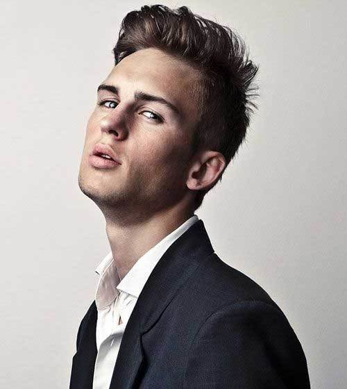 The Best 15 New Funky Hairstyles For Boys Mens Hairstyles 2018 Pictures