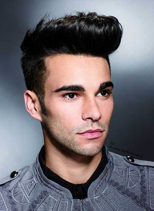 The Best 15 Simple Hairstyles For Men Mens Hairstyles 2018 Pictures