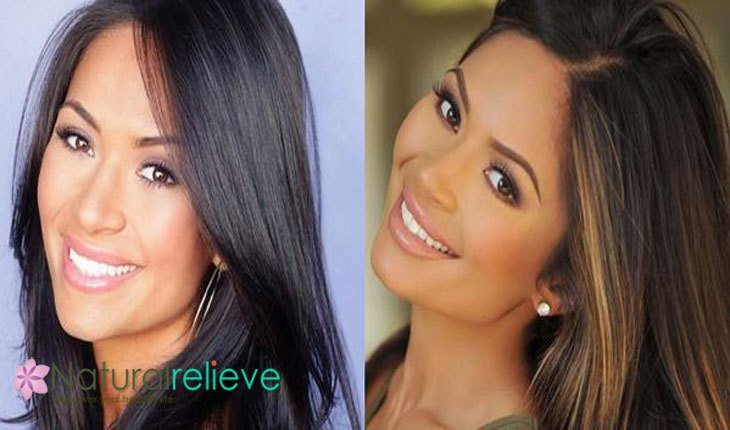 The Best Lighten You Dyed Black Hair Naturally Lighten You Dyed Pictures
