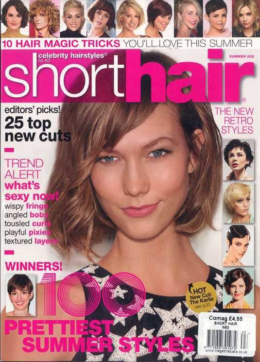 The Best Short Hair Magazine Subscription Buy At Newsstand Co Uk Women S Hair Pictures