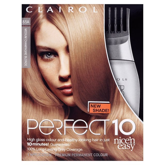 The Best Clairol Nice N Easy Perfect 10 Permanent Hair Color Pictures
