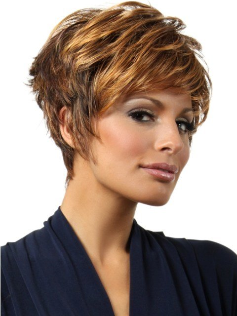 The Best 16 Short Hairstyles For Thick Hair Olixe Style Magazine For Women Pictures