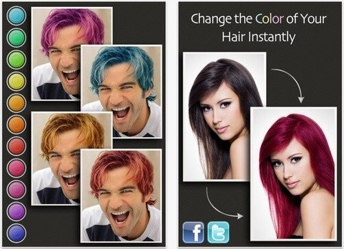 The Best Hair Color Trends For 2011 Iphone App Phonesreviews Uk Pictures