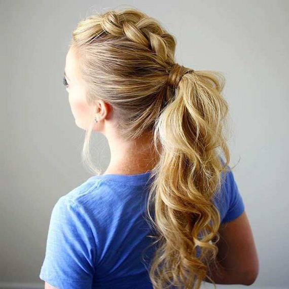 The Best Elegant Ponytail Hairstyles Pictures