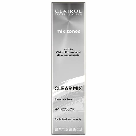 The Best Clairol Professional Soy4Plex Demi Permanent Creme Hair Color Pictures