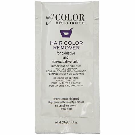 The Best Ion Color Brilliance Hair Color Remover Pictures