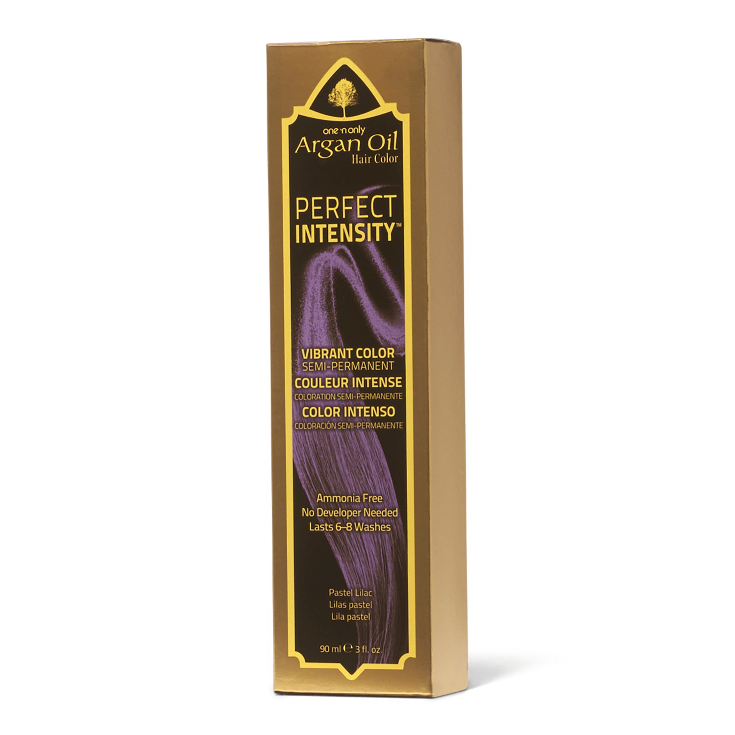 The Best One 'N Only Argan Oil Hair Color Perfect Intensity Pastel Pictures