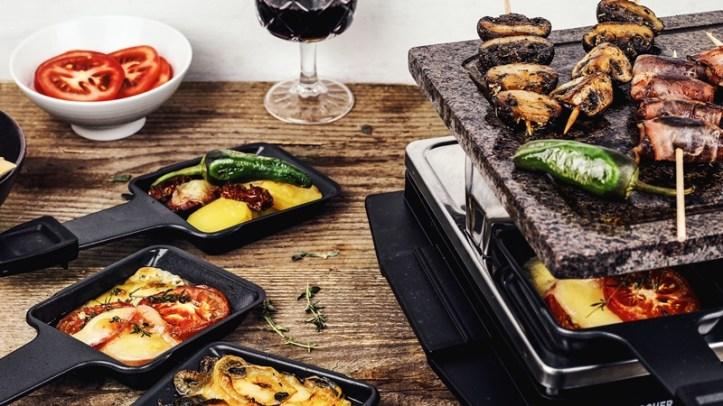 Raclette Tapas - Rommelsbacher