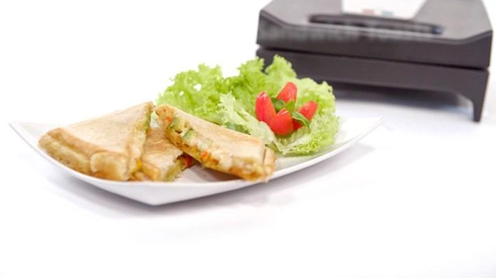 Sandwich für den Picknickkorb