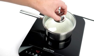 CTS 2000/IN Induktionskochplatte mit Joghurtfunktion von Rommelsbacher - auch für Joghurt aus Kuhmilch-Alternativen