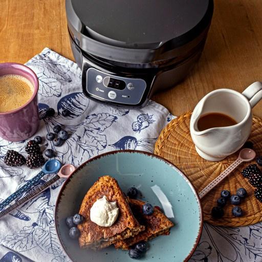 Mit Omelett Chef Oskar Blondies backen - Blondies zum Kaffee