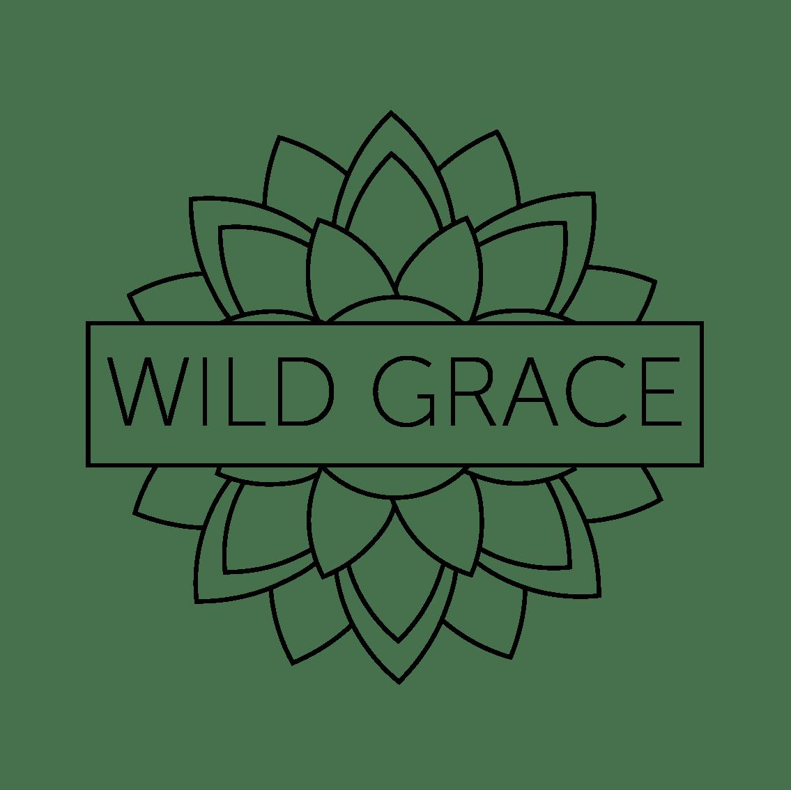 Wild Grace logo design