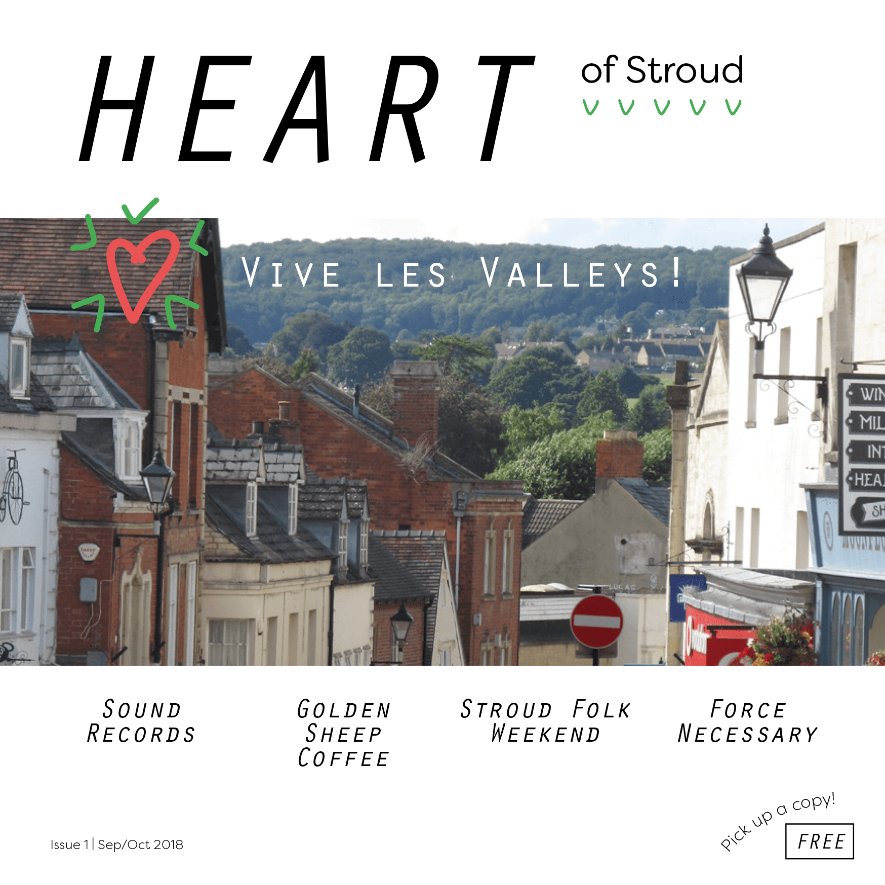 Heart of Stroud magazine