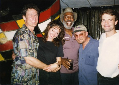 c. 1999, Jazz Cafe, B'ham, AL