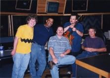 Wilidcat Crew in the Studio, ca. 1995
