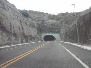 La SCT reparan las luminarias del túnel, luego de meses en penumbras (3)