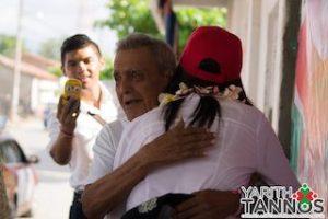 ADULTOS MAYORES RECONOCIERON A YARITH TANNOS COMO LA MEJOR OPCION PARA EL VII DISTRITO