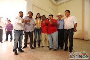 ASISTENTES SE SUMARON A LA CAMPAÃ'A DE YARITH TANNOS A LA DIPUTACION FEDERAL POR EL SEPTIMO DISTRITO