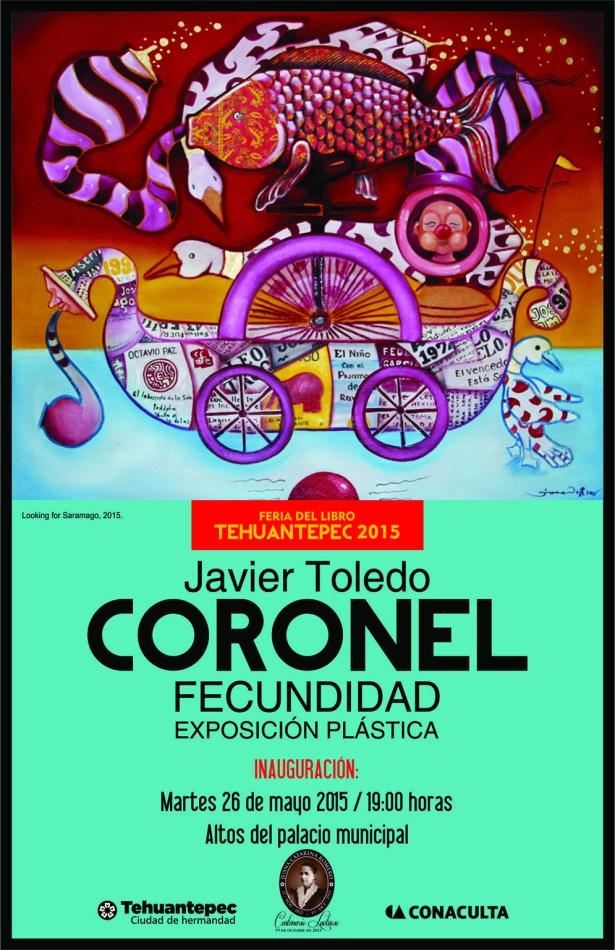26 Mayo Flyer Javier Toledo Coronel