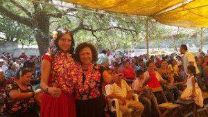 La diputada local Maria Luisa Matus Fuentes señaló que Yarith Tannos es la mejor opción para el VII distrito electoral